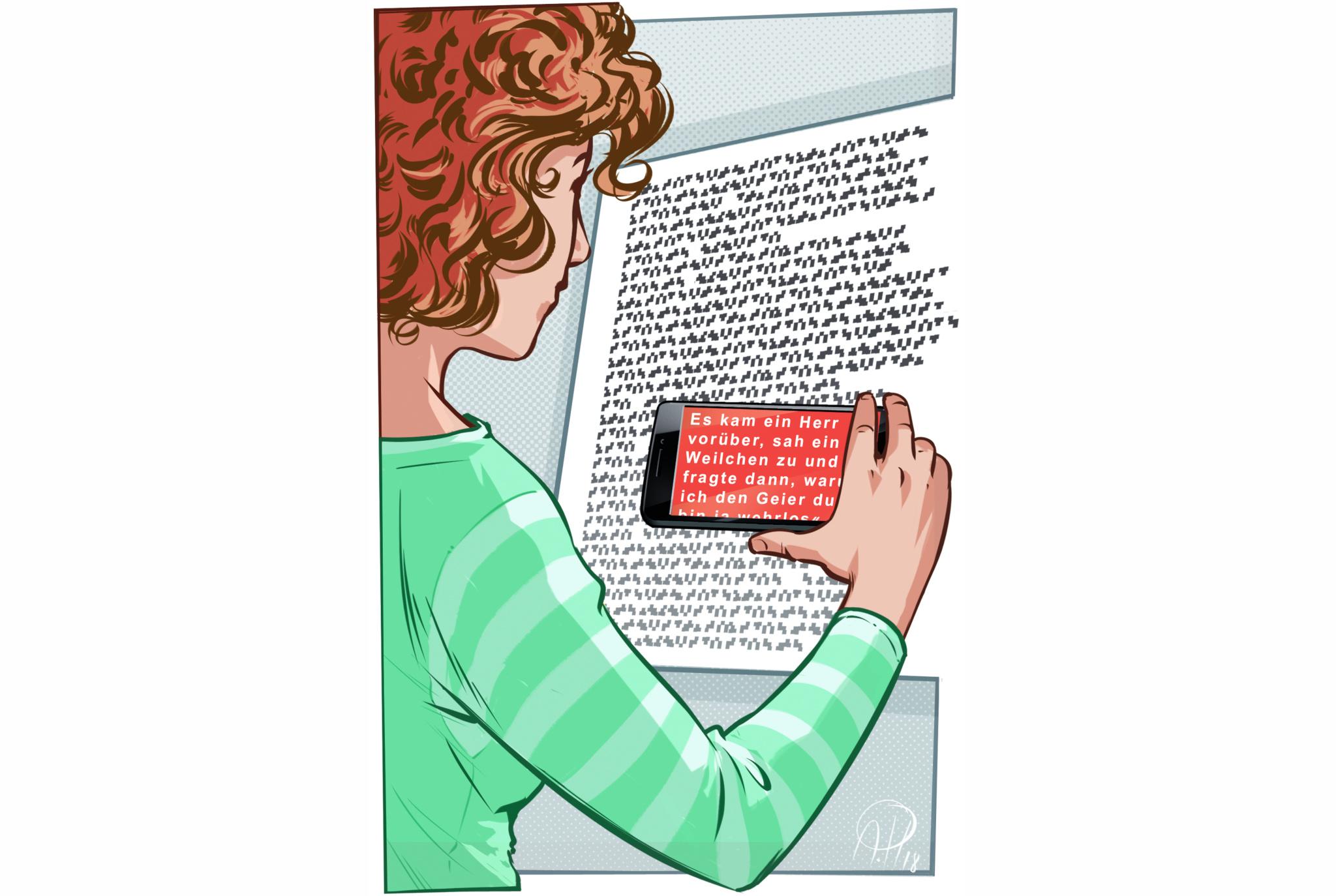 Bild Texterkennung Online