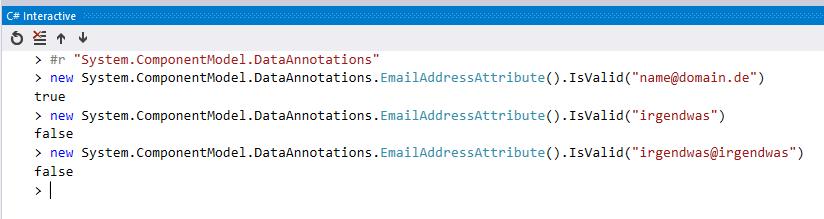 E mail adresse überprüfen