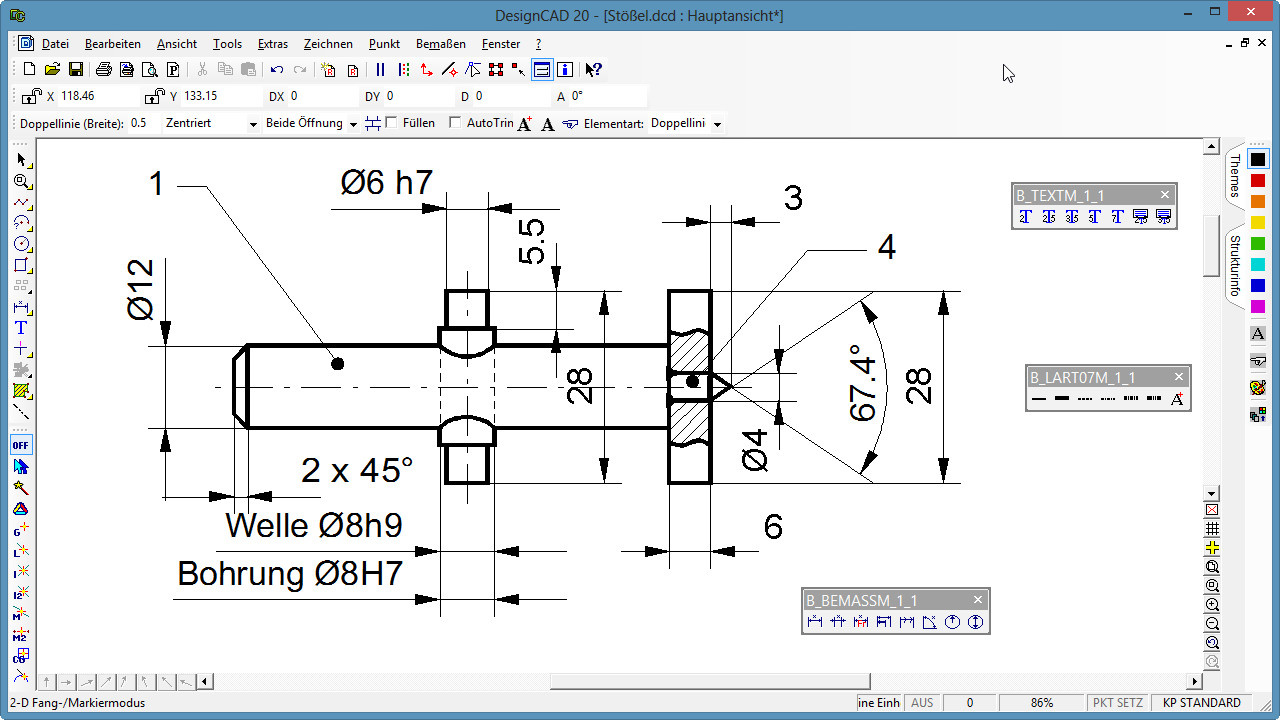 2d designcad heise download for Layout drawing software free