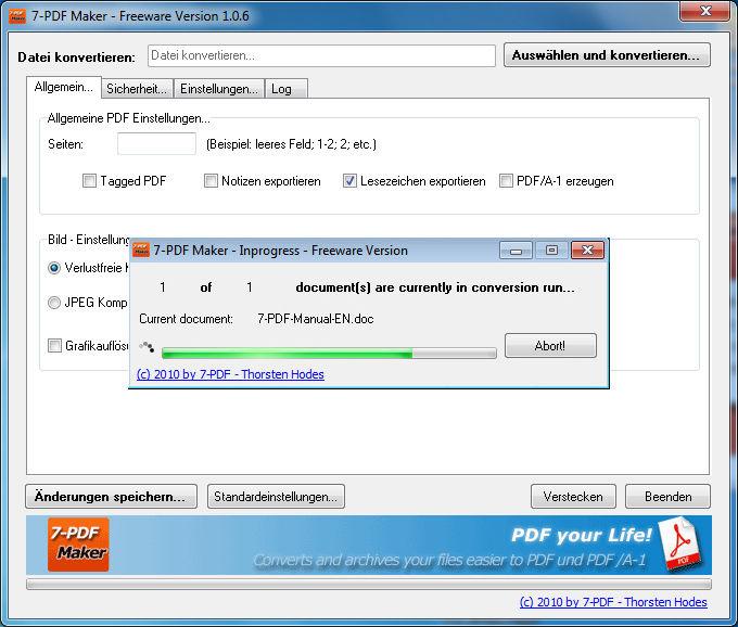 7-PDF Maker | heise Download