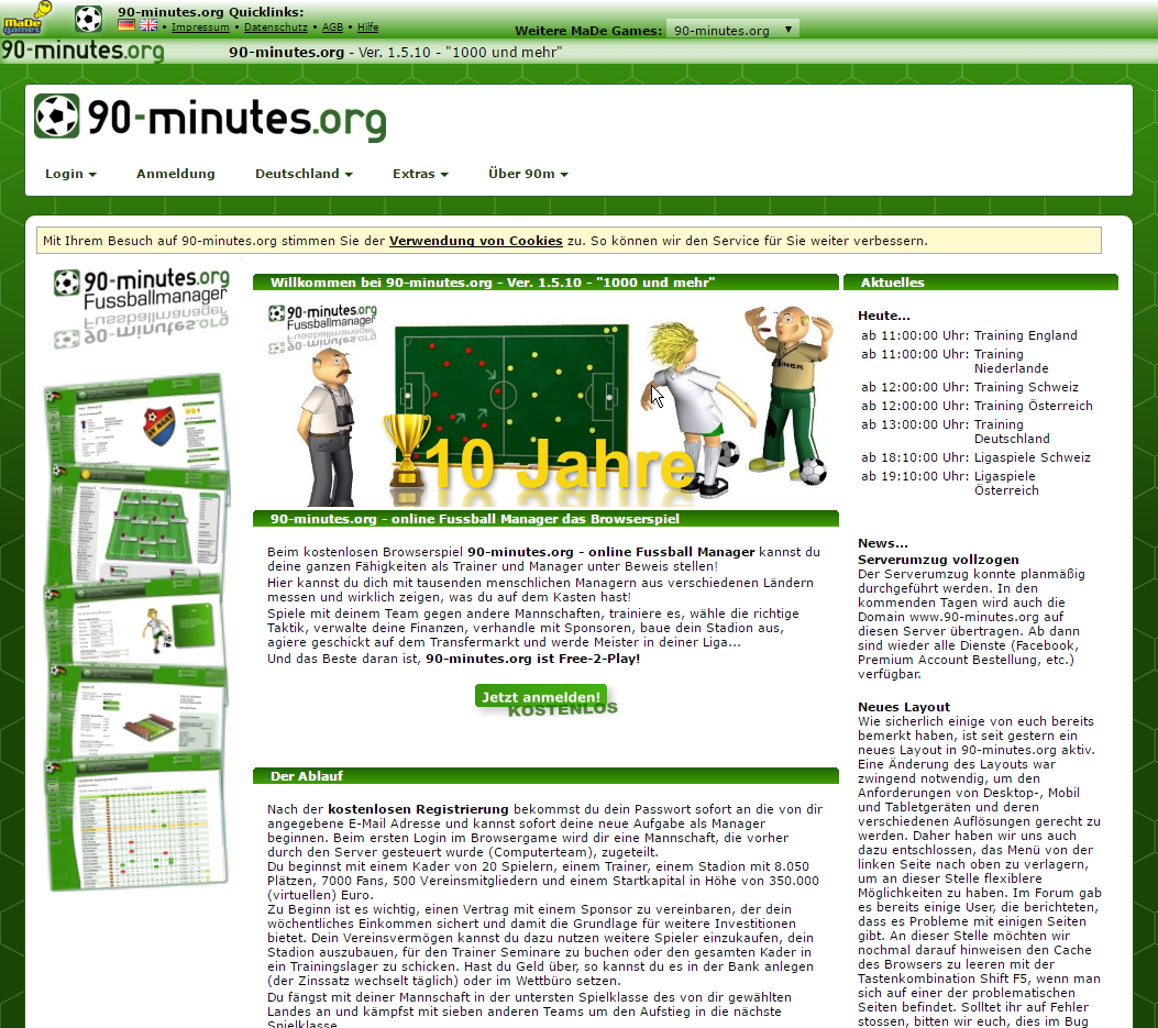 90 Minutes Org Heise Download