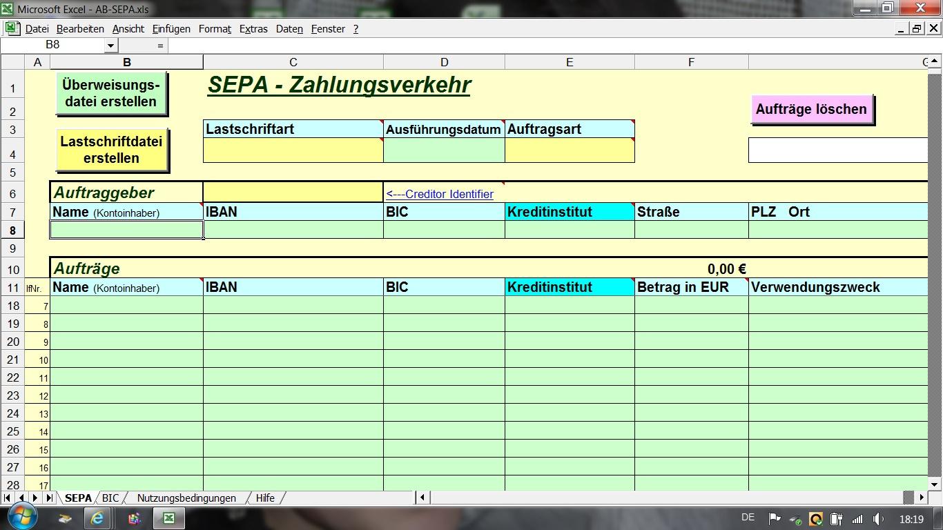 Ab Sepa Xls Heise Download