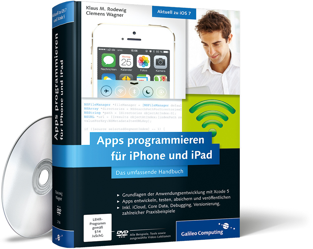 apps programmieren f r iphone und ipad heise download. Black Bedroom Furniture Sets. Home Design Ideas