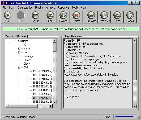 ATK - Attack Tool Kit | heise Download