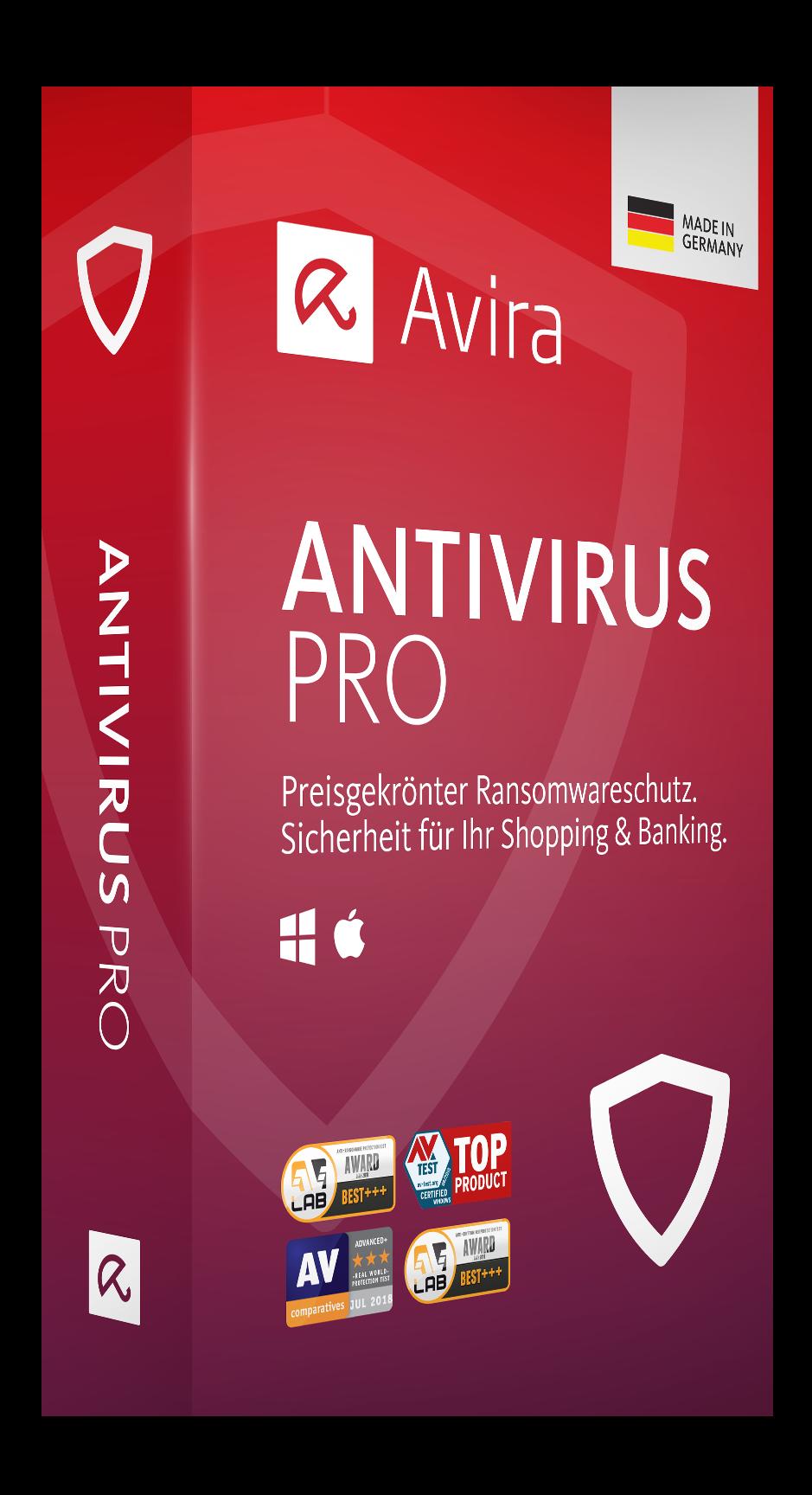 Kostenlos avira antivir