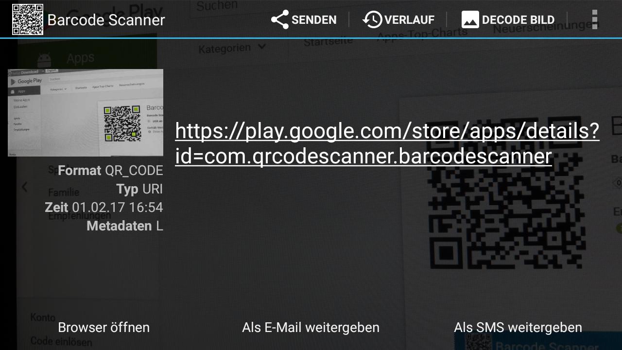 Qr Codes Erstellen Und Scannen Heise Download