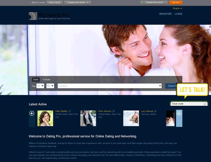 Online-Dating-kosmopolitisches Magazin