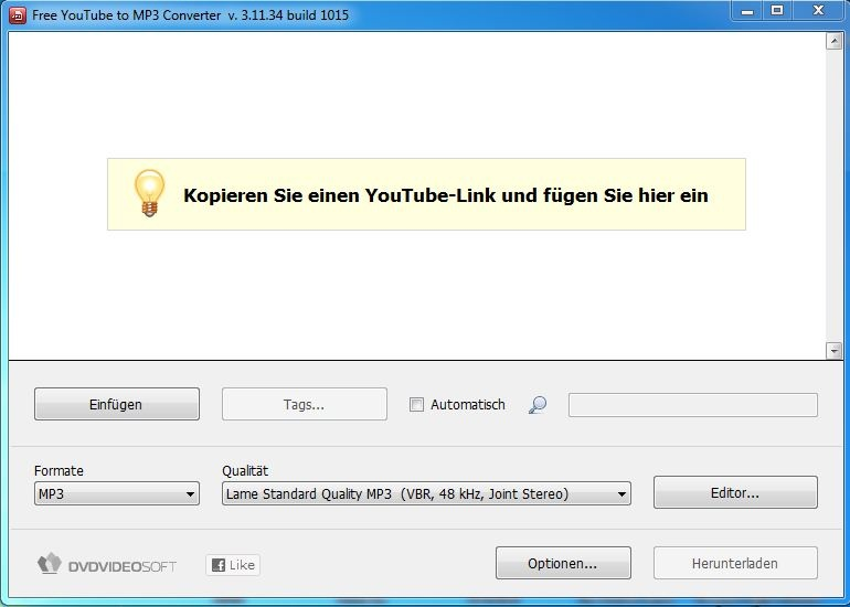 free youtube to mp3 converter heise download. Black Bedroom Furniture Sets. Home Design Ideas