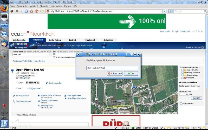 FreePBX-Swiss   Download bei heise