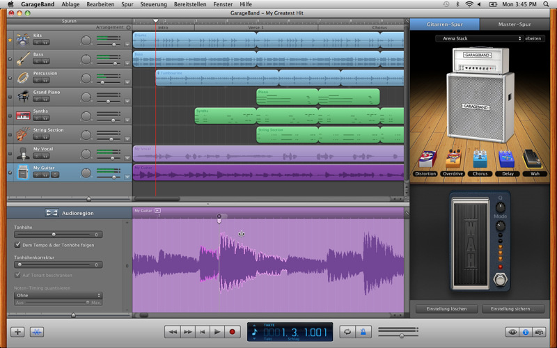 garageband software free download