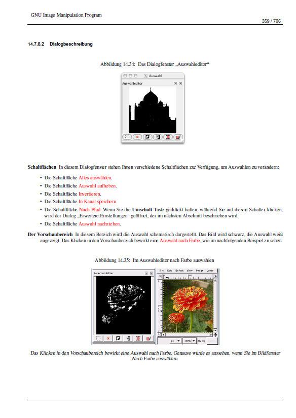 GIMP Benutzerhandbuch | heise Download