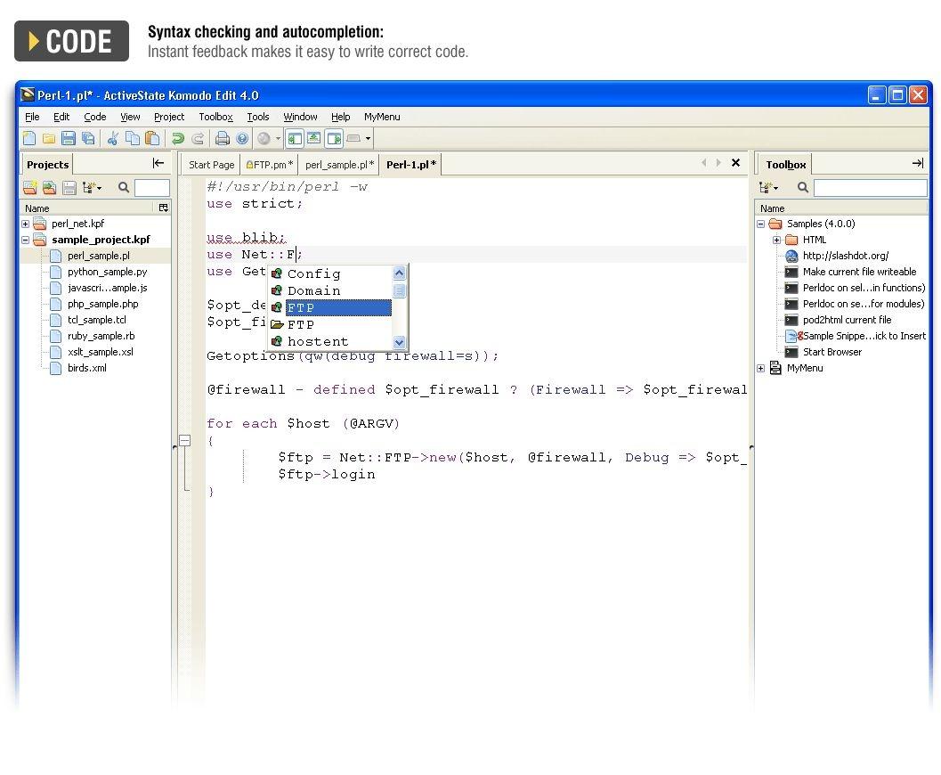 Quelltext-Editor   heise Download