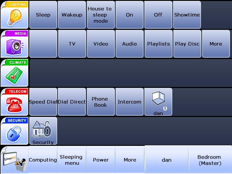 linuxmce linux media center edition heise download. Black Bedroom Furniture Sets. Home Design Ideas