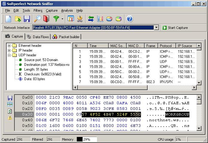 GRATUIT 3 TÉLÉCHARGER WINPCAP 0