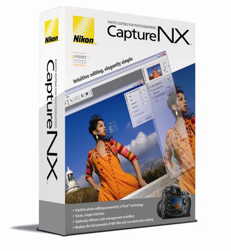Nikon Capture NX   heise Download
