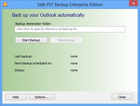 Outlook   Backup Software - Free Download Outlook 2013 ...