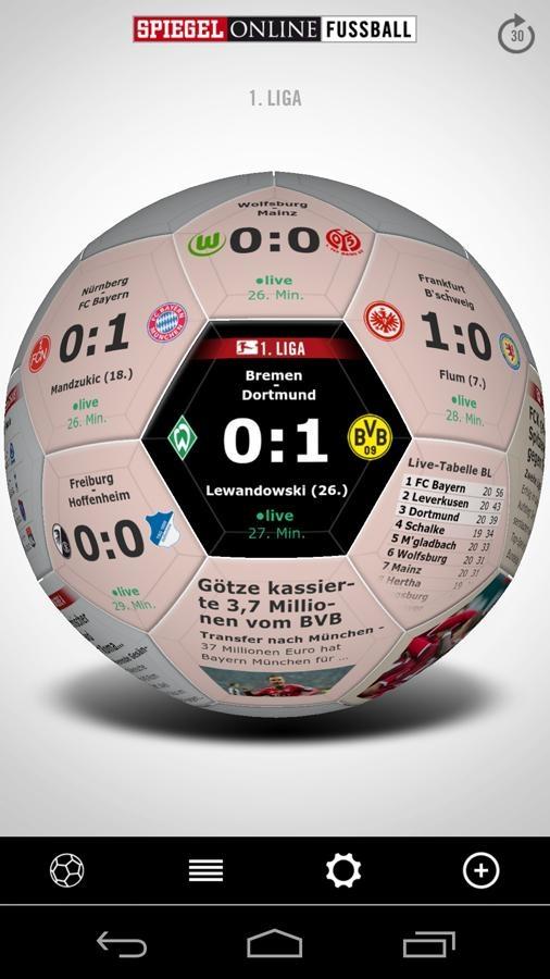 Spiegel Online Fussball