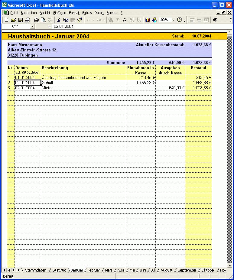 Tunesoft Haushaltsbuch Heise Download
