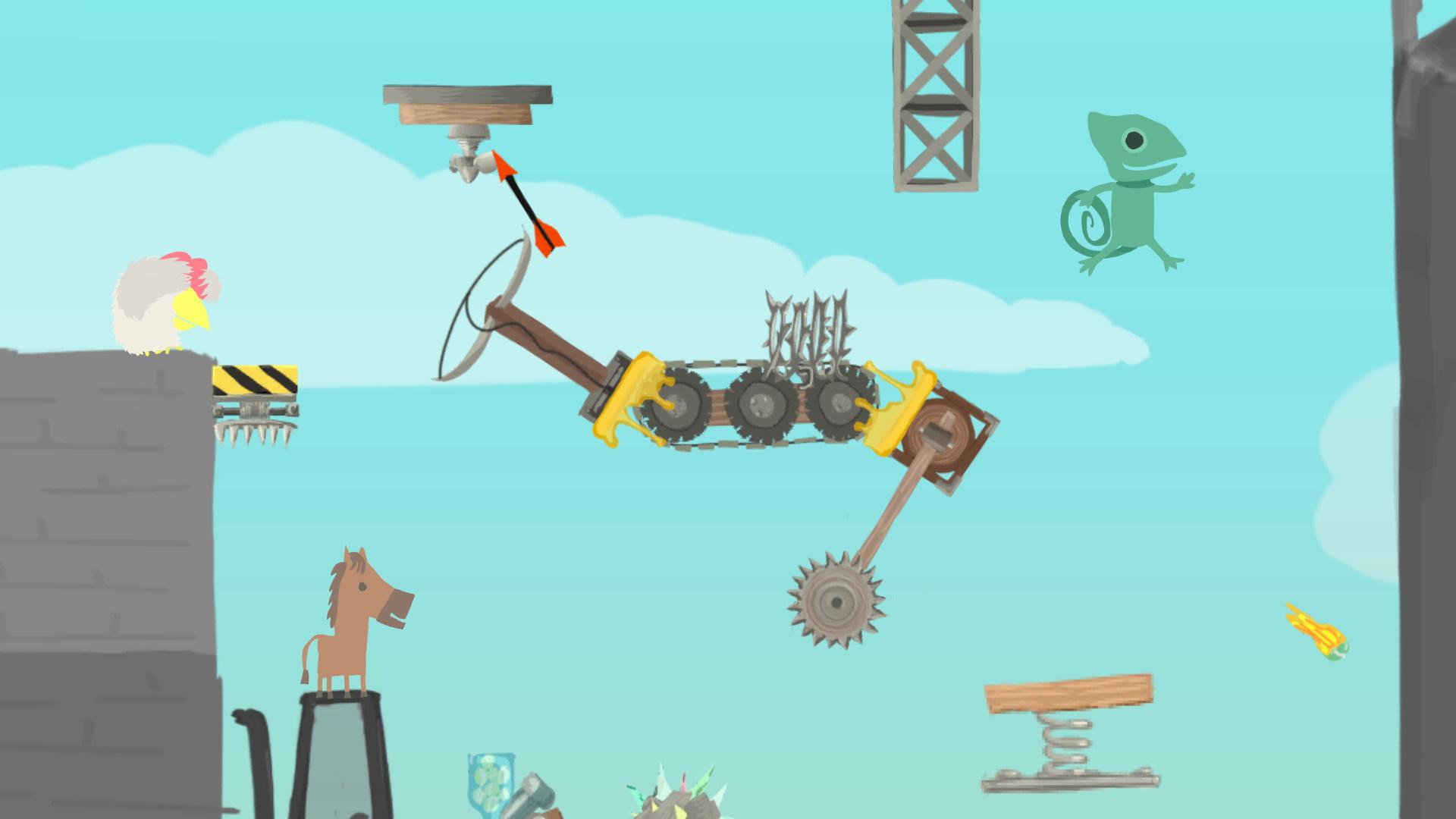 Ultimate Chicken Horse Heise Download - Minecraft online spielen kostenlos download chip