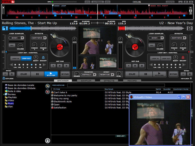 Descargar Virtual Dj Home Free
