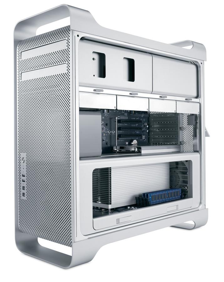 Mac Professional Makeup Artist Kit: Mac Pro 2,66 GHz (Anfang 2009)