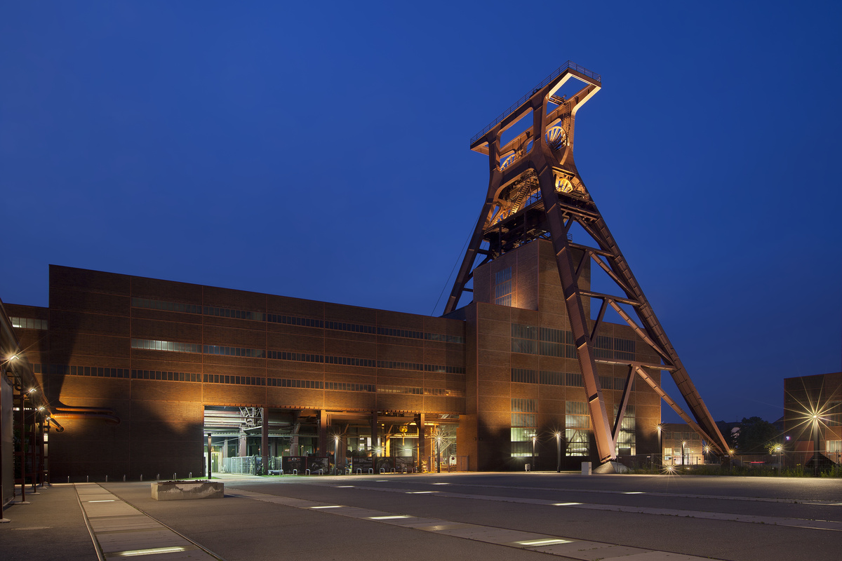 Casino Zollverein Schacht Xii