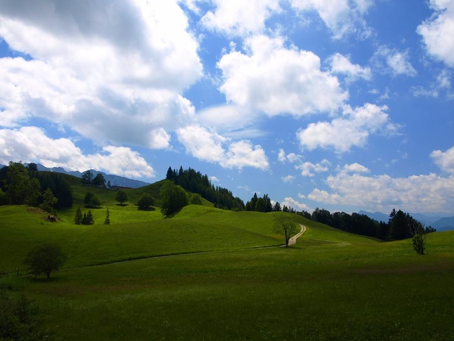 Landschaften wie aus dem