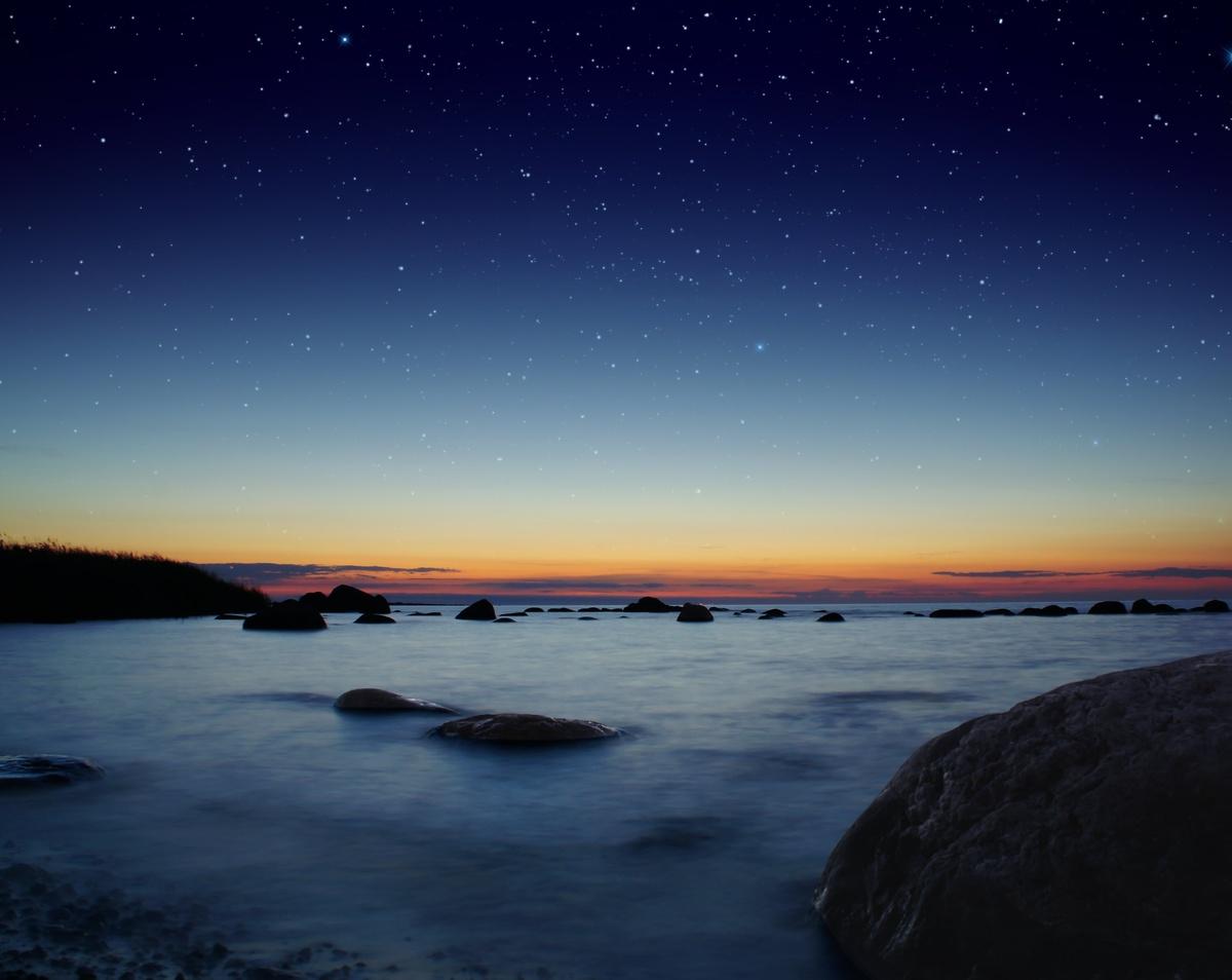 Meer Nacht