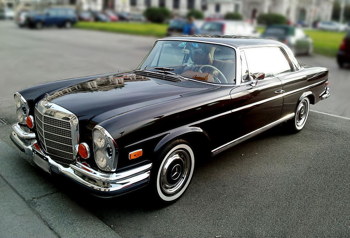Mercedes benz w 111 280 3 5 von franktk galerie heise foto for Mercedes benz in md