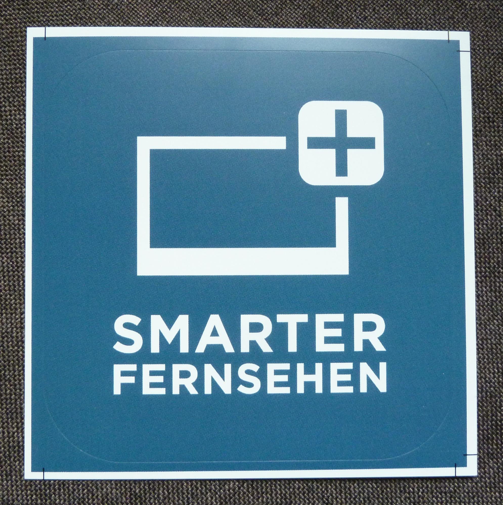 initiative will smart tvs in deutschland popul rer machen heise online. Black Bedroom Furniture Sets. Home Design Ideas