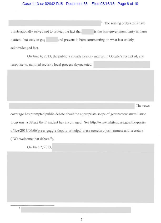 Die Seite mit dem übersehenen Hinweis