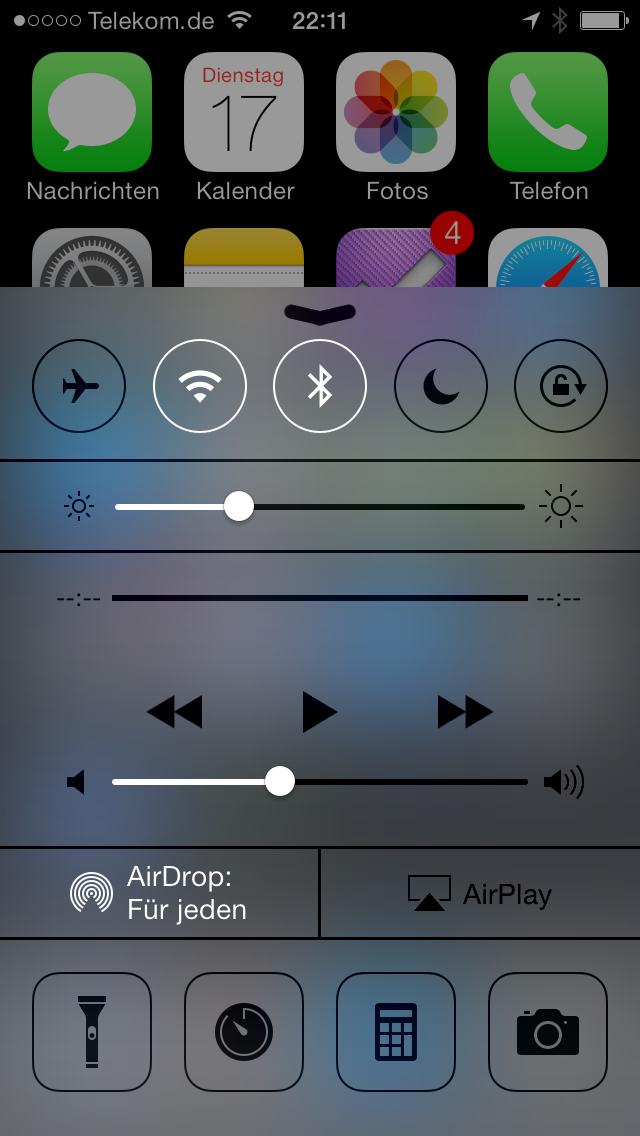 neues betriebssystem iphone 5