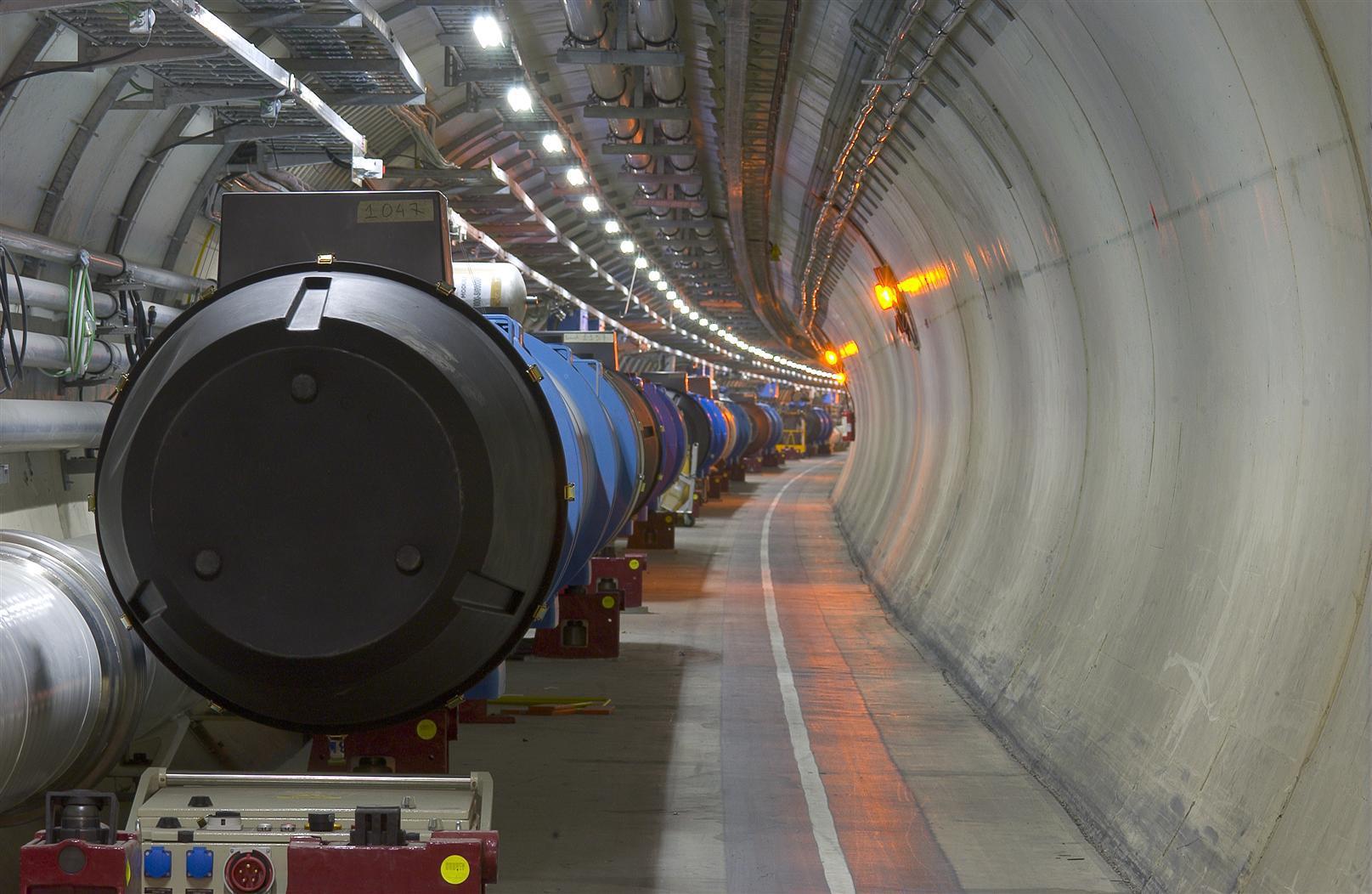 Teilchenbeschleuniger Cern