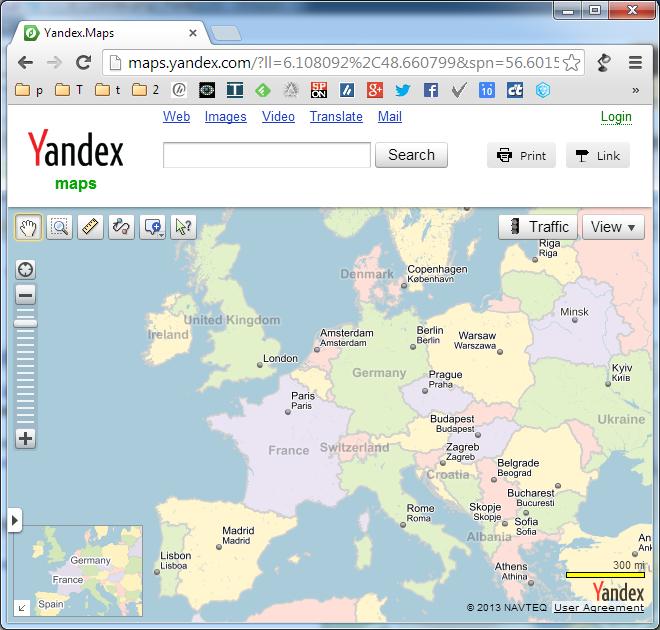 Yandex Deutschland