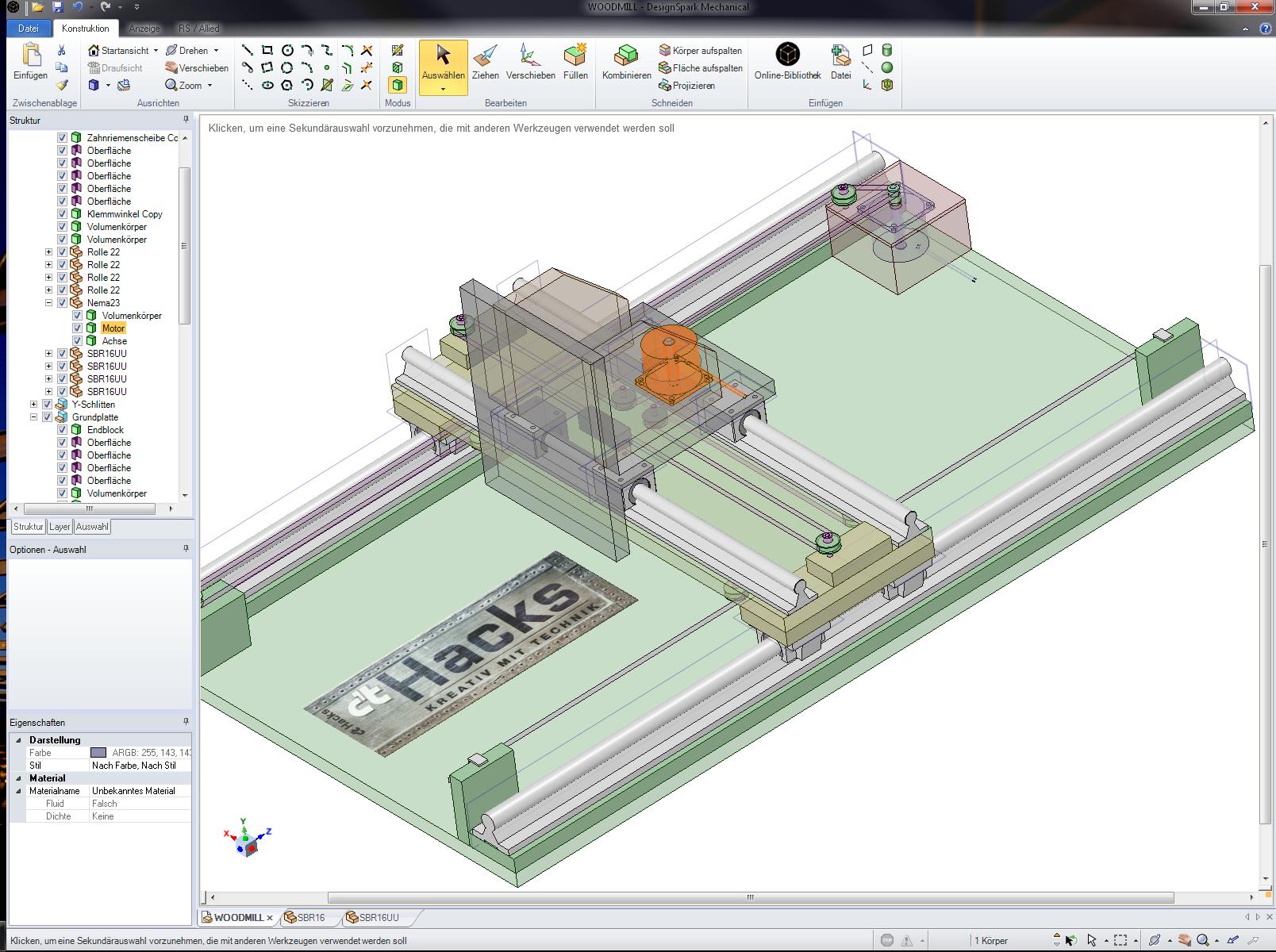 DesignSpark Mechanical: 3D-CAD für alle   heise online