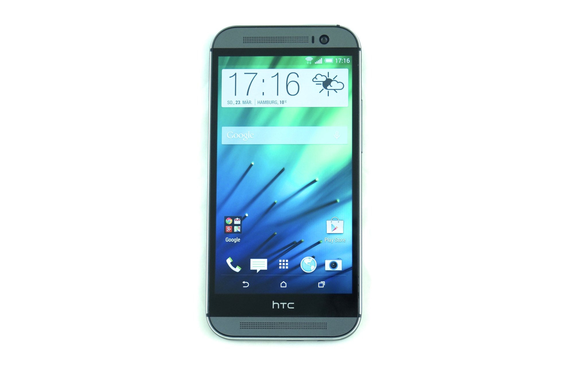 htc one m8 high end smartphone mit spezialkamera heise. Black Bedroom Furniture Sets. Home Design Ideas