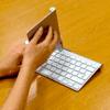 Vertikalaufhängung für Apples Magic Trackpad