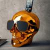 Bluetooth-Lautsprecher im Totenkopf-Look von Jean Michel Jarre
