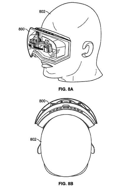 Bild zu «Apples Datenbrille taucht in weiterem Patentantrag auf»