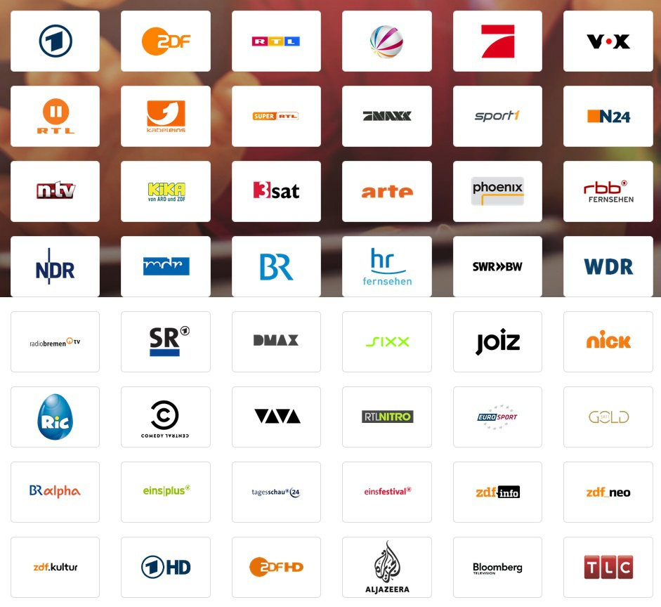 Tv Sender Deutschland