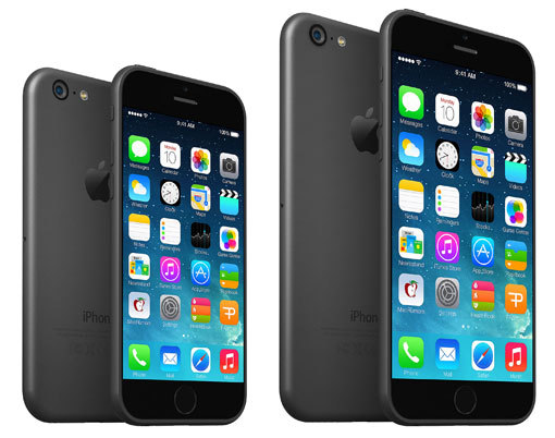 iphone 6 produktion von 5 5 zoll modell wird teuer mac i. Black Bedroom Furniture Sets. Home Design Ideas