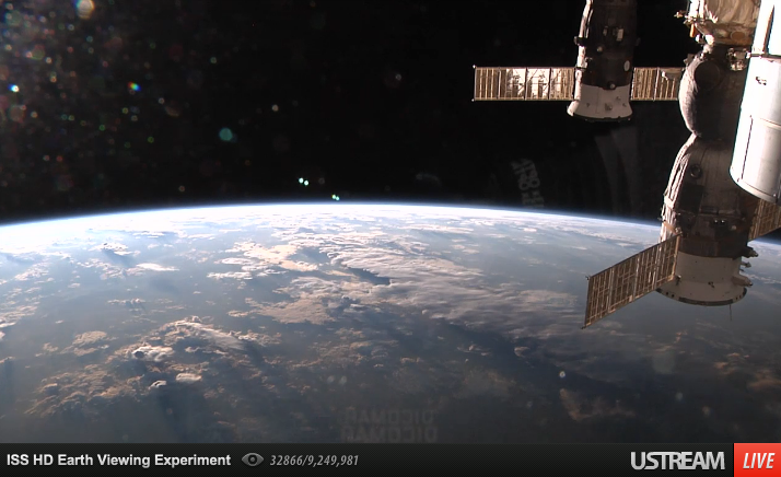 NASA ISS Live Stream - Pics about space