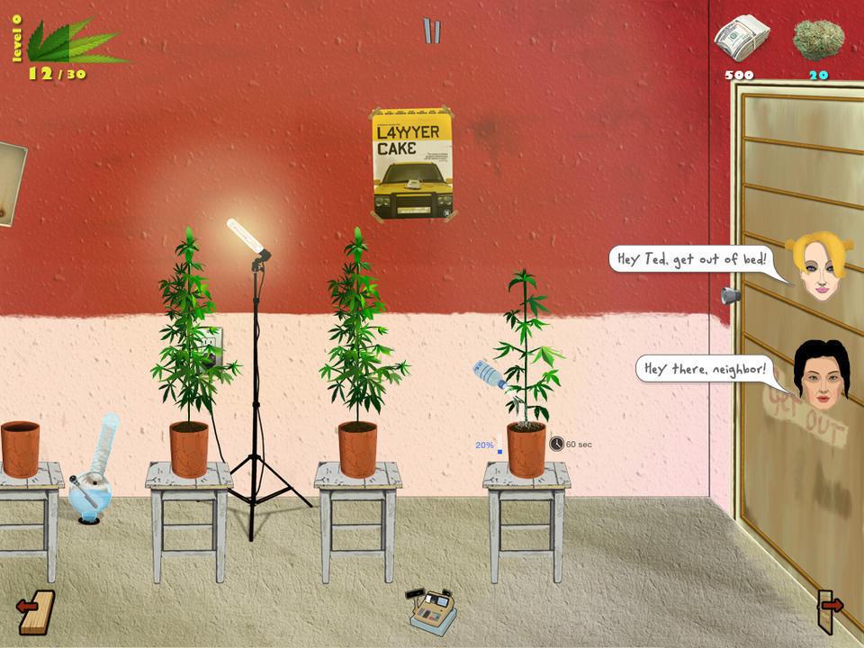weed spiel