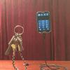 Stecker bringt iPhone zum Schweben