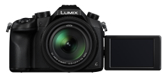 Lumix FZ1000: Neues Bridge-Topmodell von Panasonic