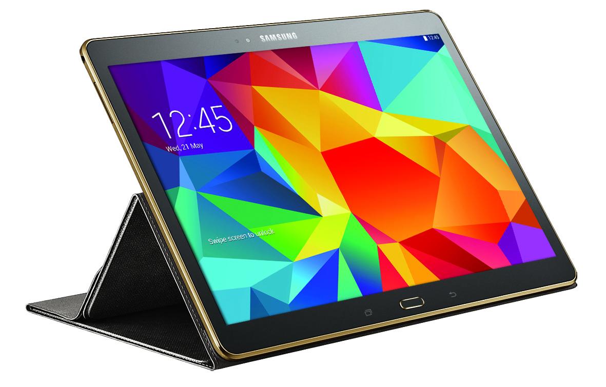 samsung galaxy tab s 8 4 und 10 5 zoll tablet mit. Black Bedroom Furniture Sets. Home Design Ideas