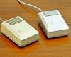 Apples Ur-Maus mit Atari-Anleihen