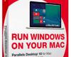Mac-Virtualisierer Parallels Desktop mit neuer Version für Yosemite