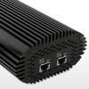Zweimal 10-Gigabit-Ethernet per Thunderbolt 2