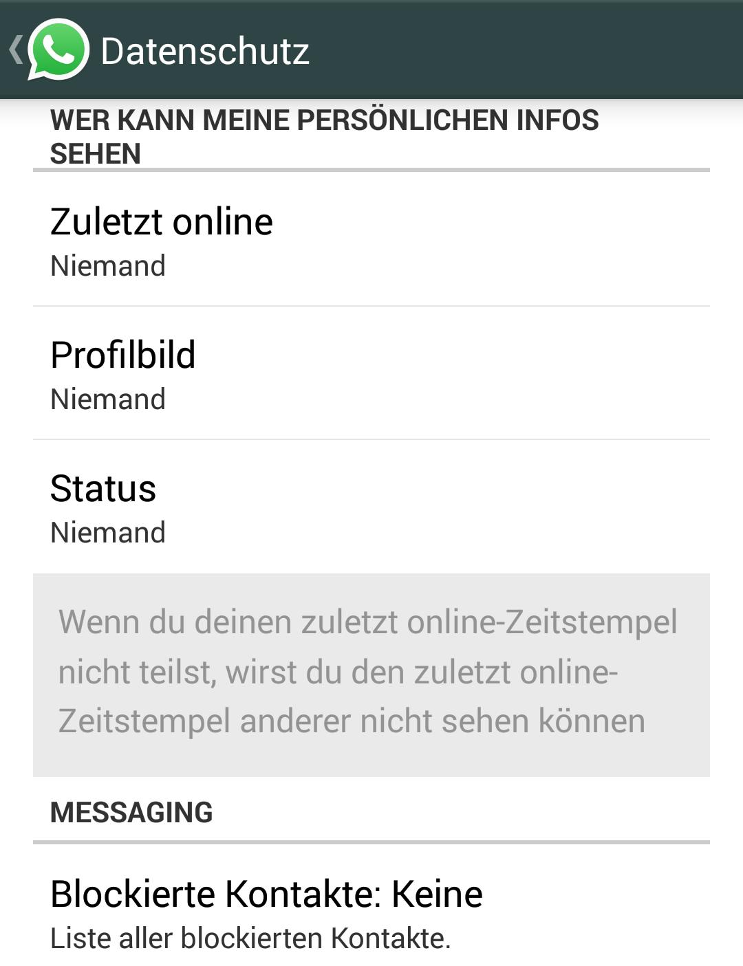 Whatsapp Online Status Trotzdem Sehen Whatsapp Online